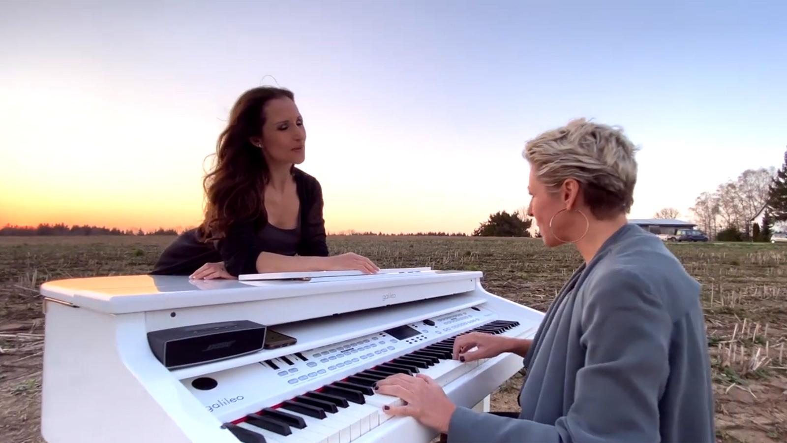 Anita & Alexandra Hofmann - Im größten Sturm