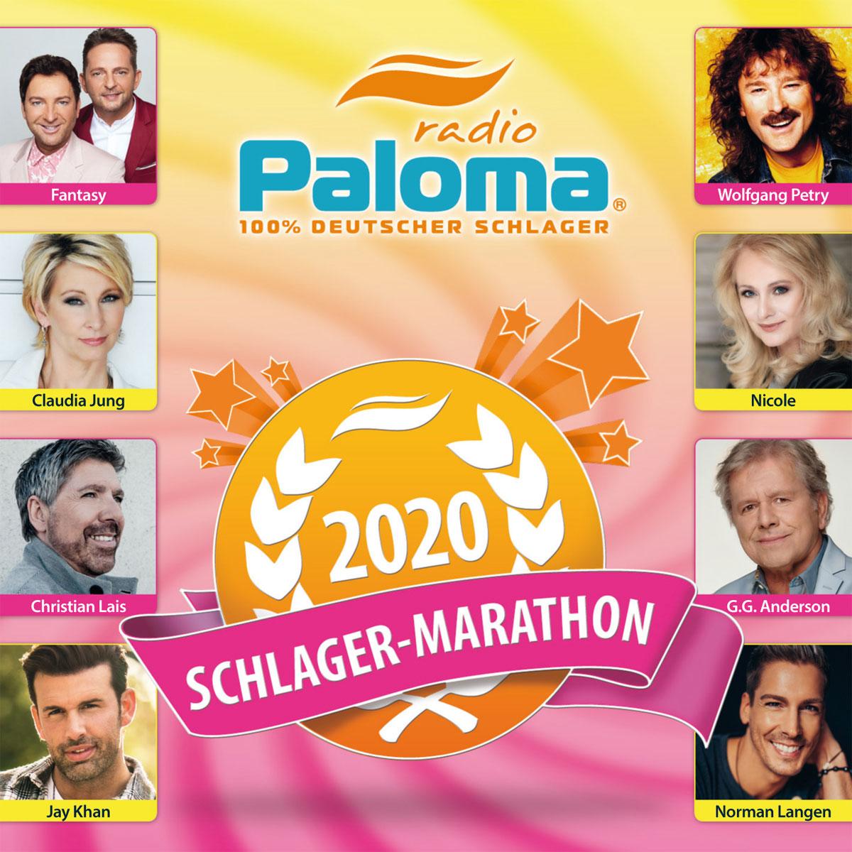 RADIO PALOMA - SCHLAGERMARATHON 2020