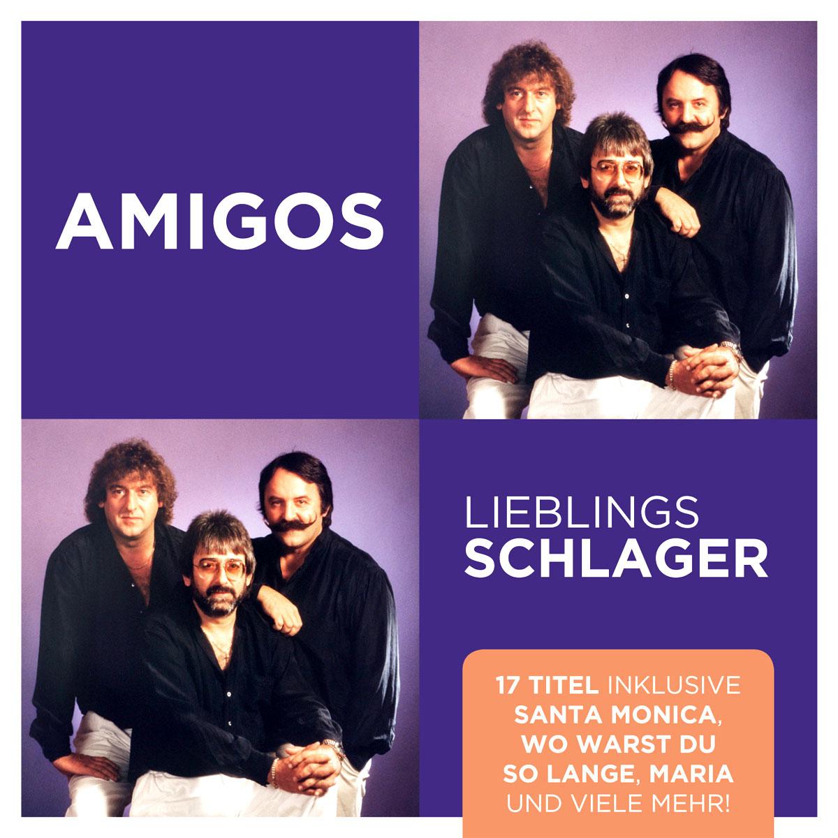 AMIGOS – LIEBLINGSSCHLAGER