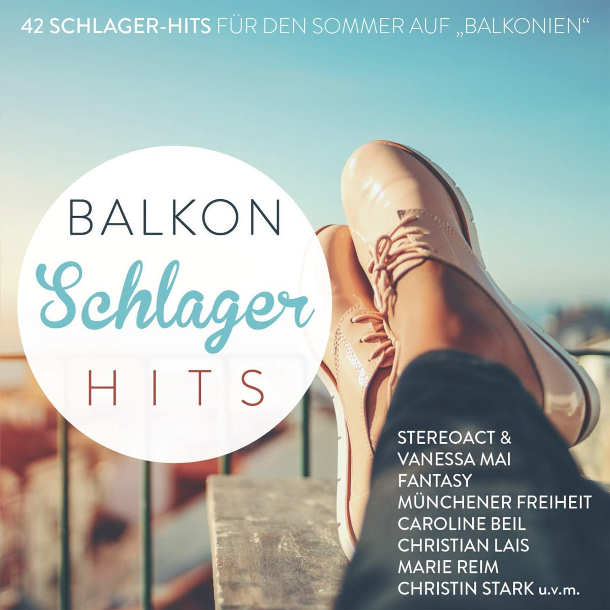 BALKON SCHLAGER HITS