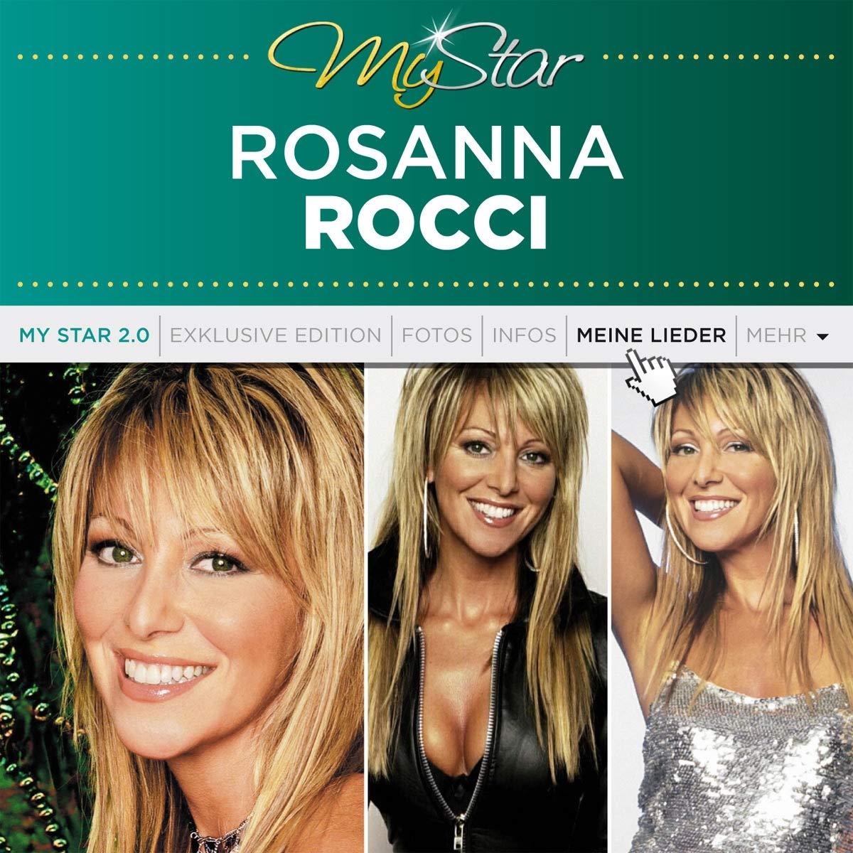 ROSANNA ROCCI - MY STAR