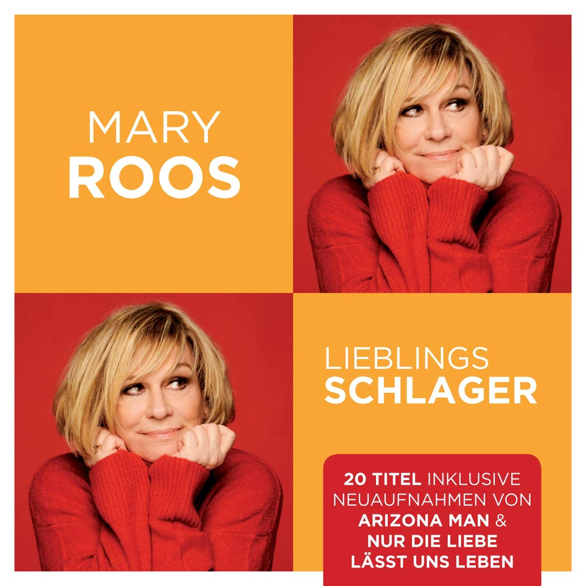 MARY ROOS – LIEBLINGSSCHLAGER