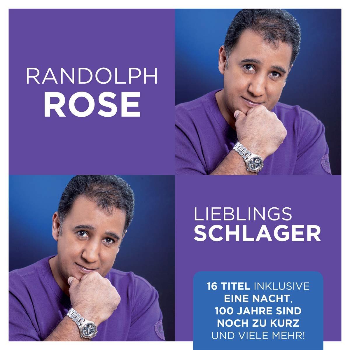 RANDOLPH ROSE – LIEBLINGSSCHLAGER