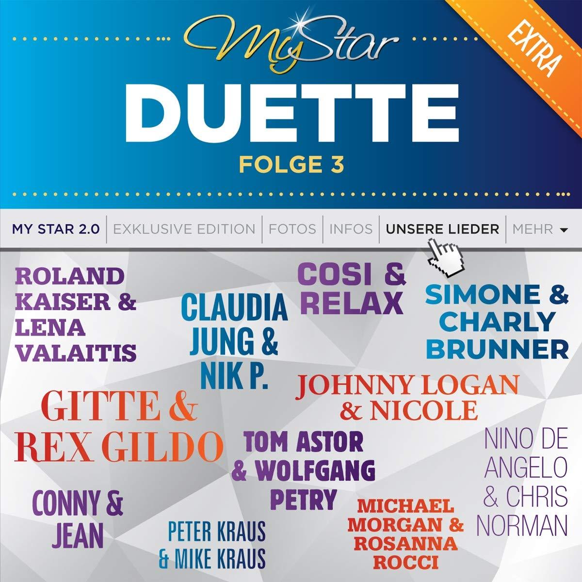 MY STAR - DUETTE - FOLGE 3