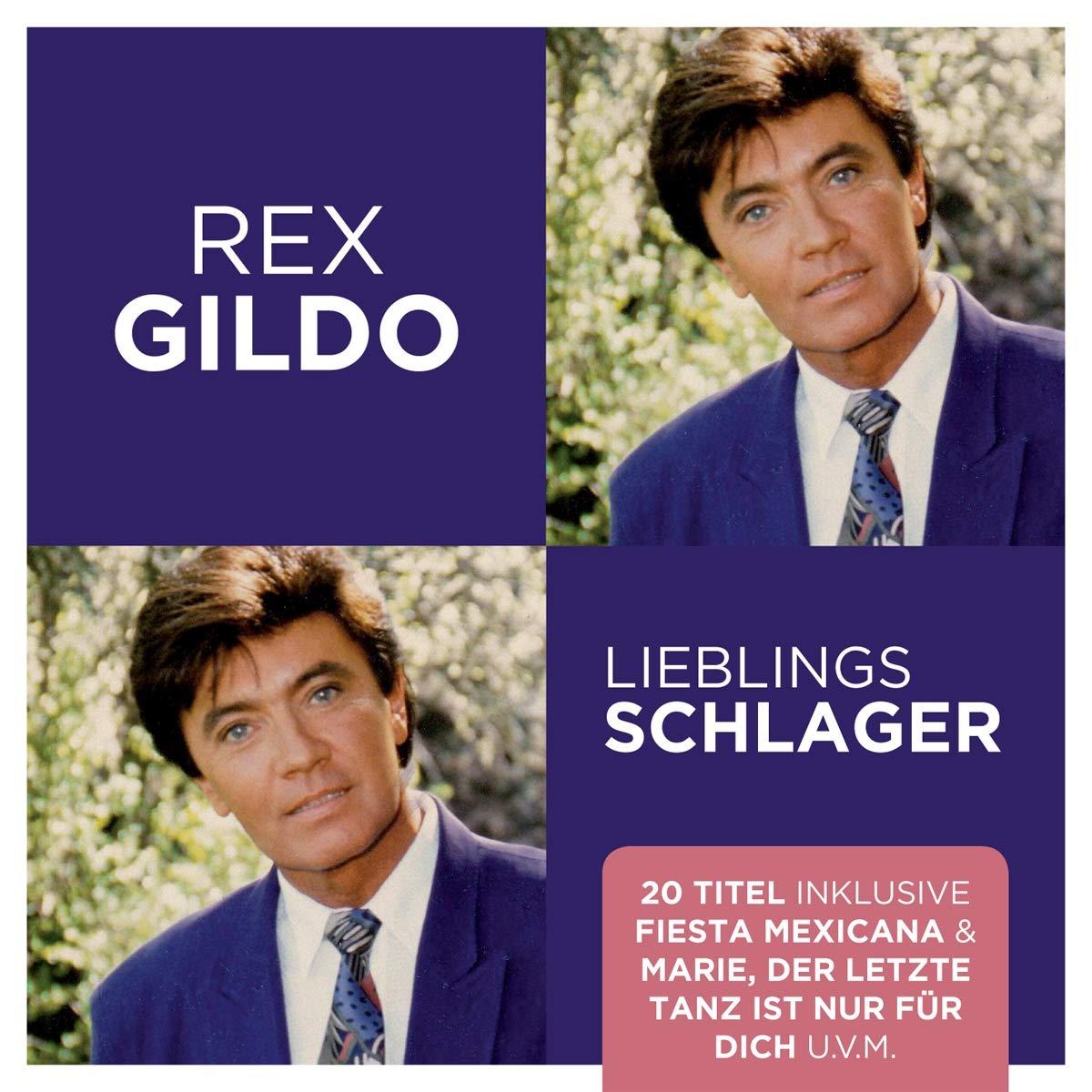 REX GILDO - LIEBLINGSSCHLAGER