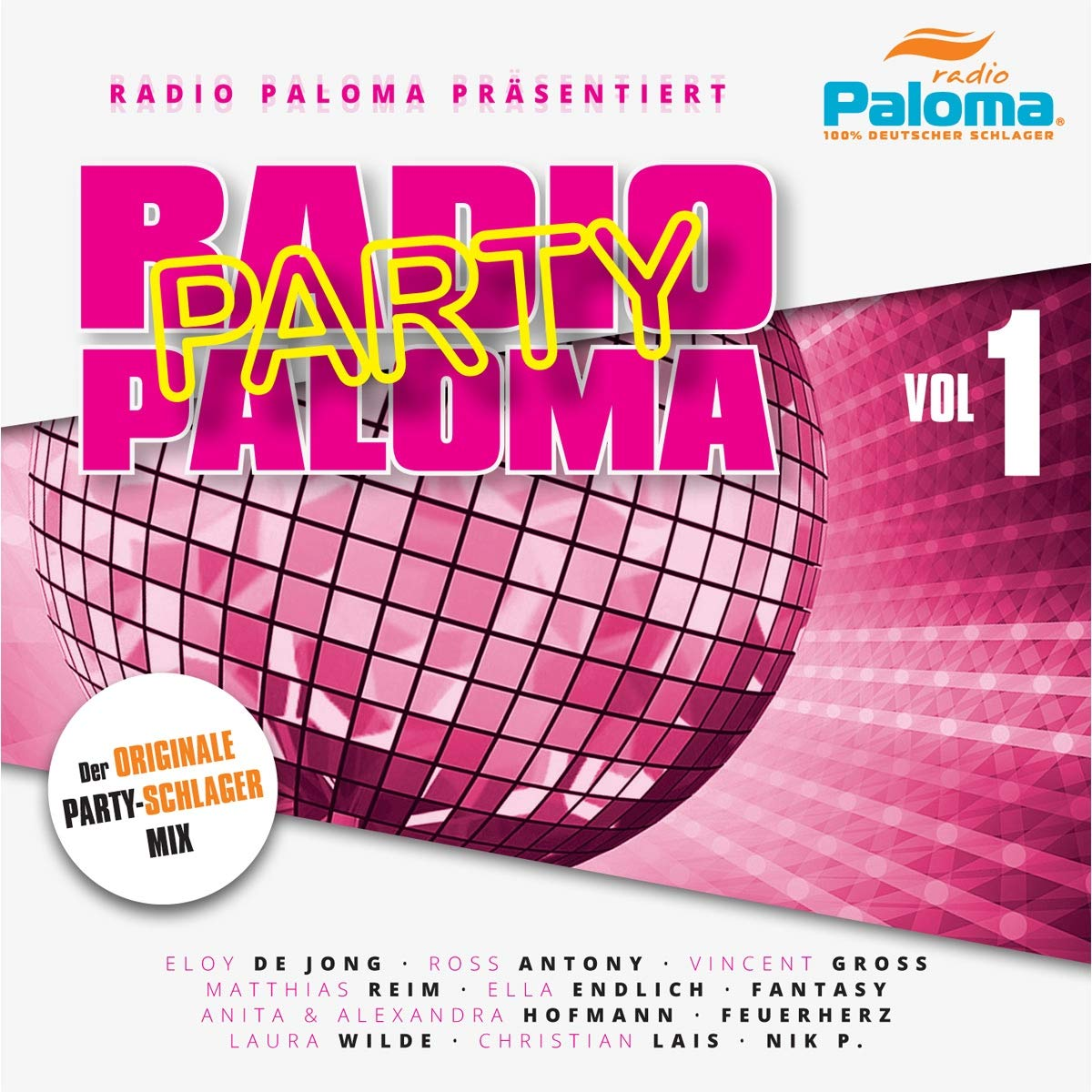 RADIO PALOMA PARTY - VOL.1