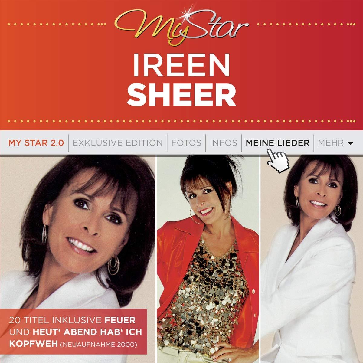 ireen-sheer-my-star