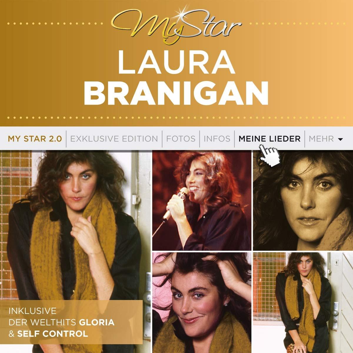 LAURA BRANIGAN - MY STAR