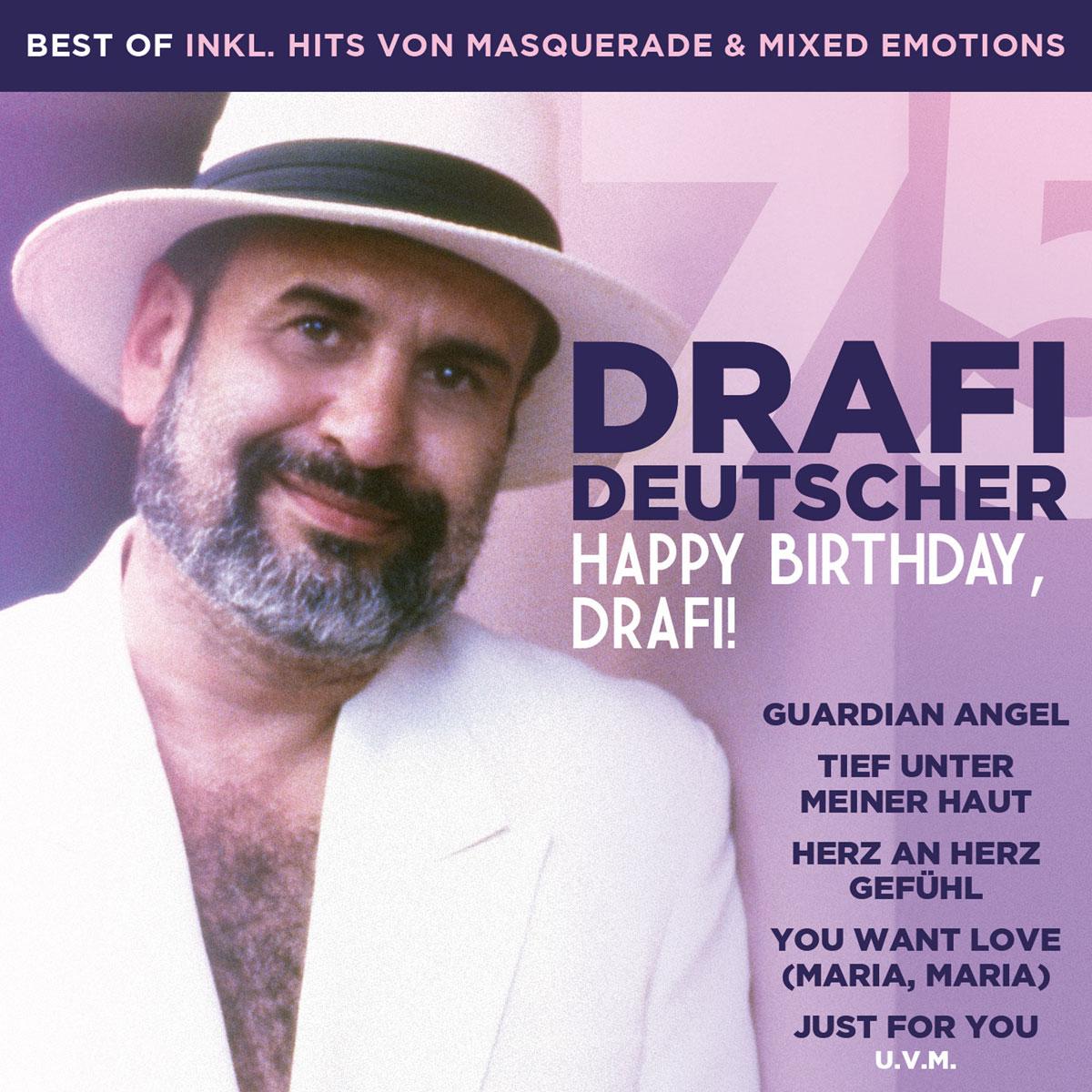 DEUTSCHER, DRAFI - HAPPY BIRTHDAY, DRAFI